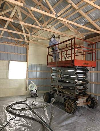 Pole-Barn-Dundee-New-York-Spray-Foam-Insulation