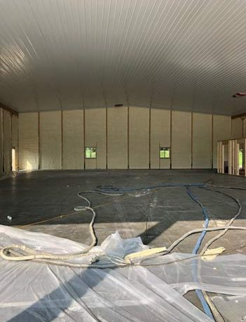 Pole-Barn-Spray-Foam-Sunrise-Insulation